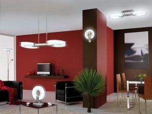 Servicios de pintura y decoración de salón