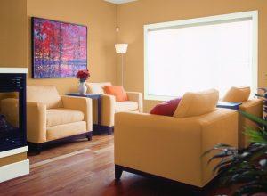 Pintura para salón