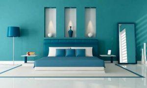 Pintura de dormitorio en Segovia y Madrid