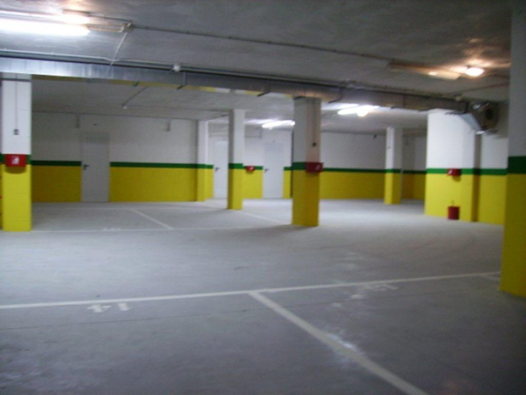 Empresa de pintura y señalización de garajes en Madrid