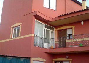 Restauración y pintura de vivienda unifamiliar en Segovia