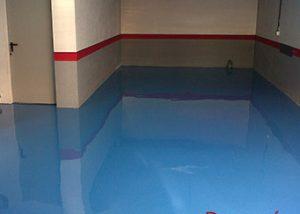 Servicios de pintura de garajes en Madrid y Segovia