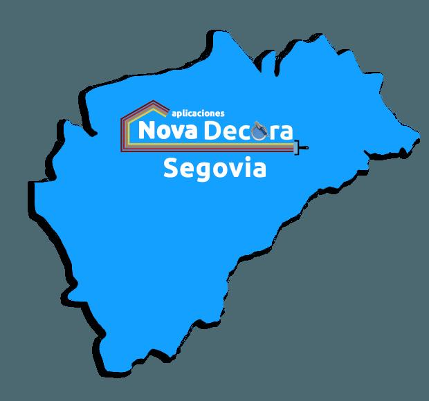 Empresa de pintura y decoración en Segovia