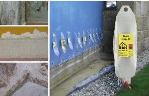 Empresa especialista en impermeabilizaciones de terrazas y superficies por capilarización