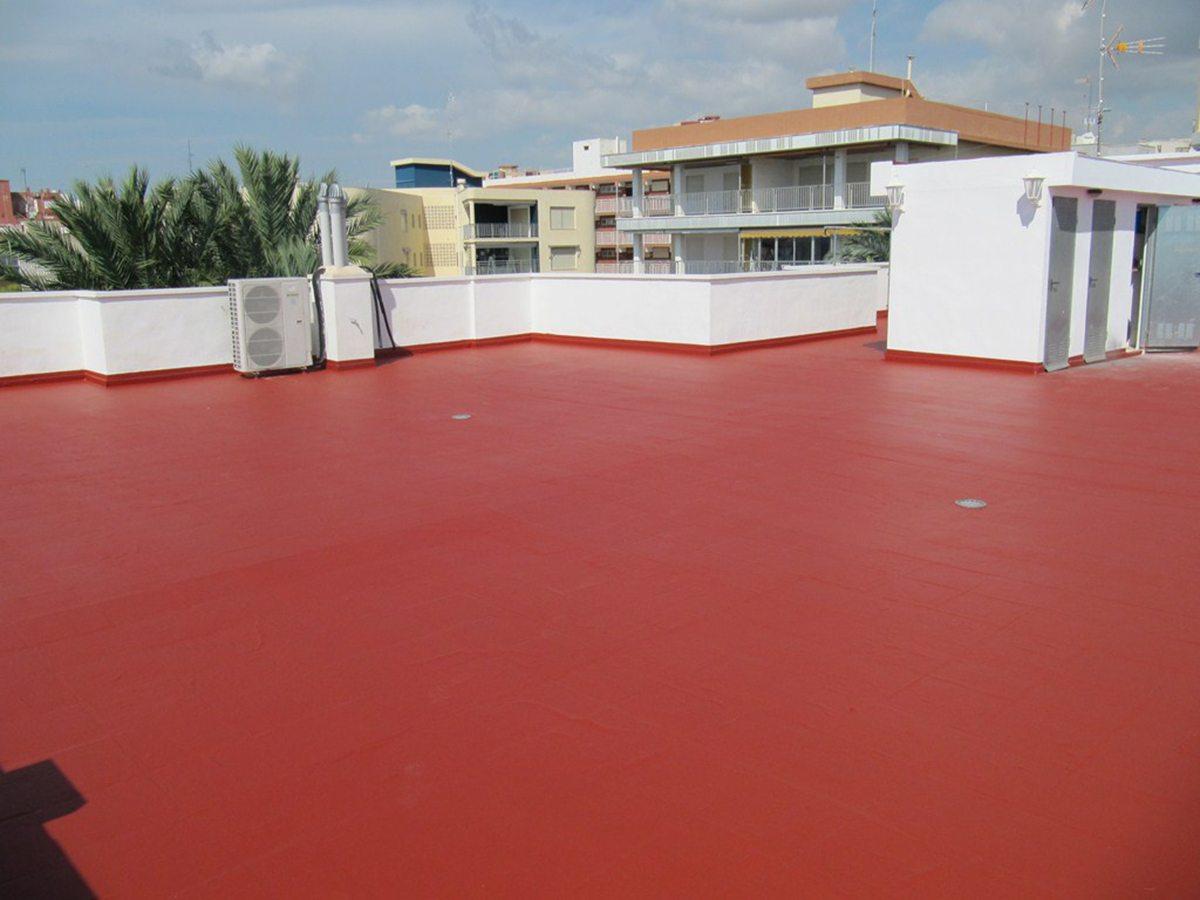 Especialistas en Impermeabilizaciones de terrazas en la Comunidad de Madrid