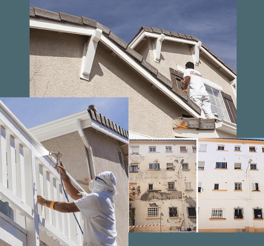 Mantenimiento integral de Comunidades de Vecinos en Segovia