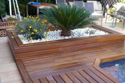 mantenimiento madera exterior