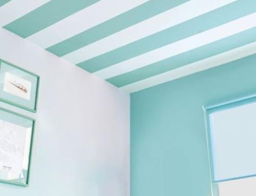 Pequeñas idea de decoración con pintura para tu hogar