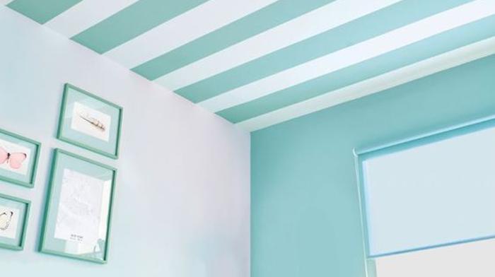 pintar techos decolores