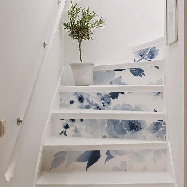 pintura para escaleras