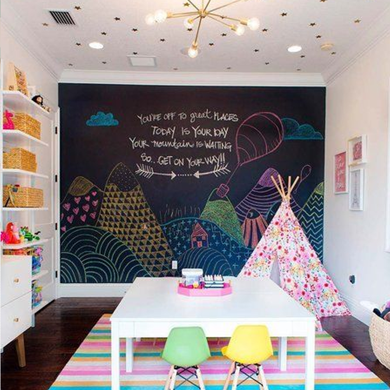 diseño para techos infantiles
