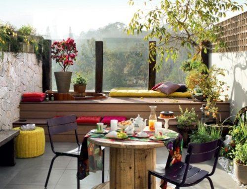 Consejos para renovar la terraza y muebles de exterior