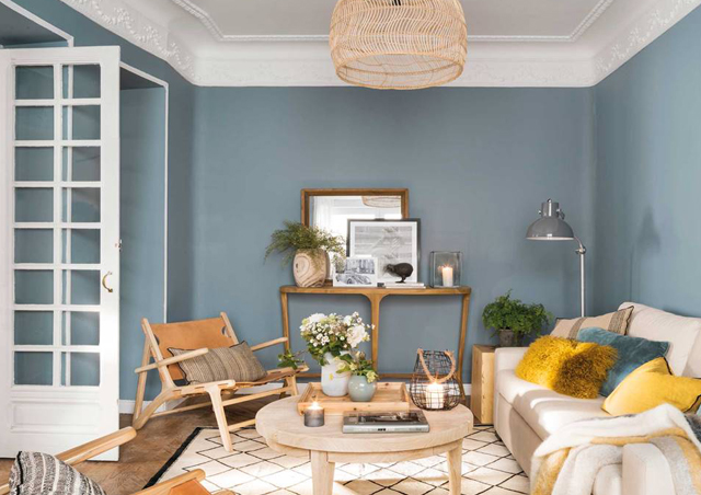 Novadecora ideas con pintura renovar hogar a través de la pintura